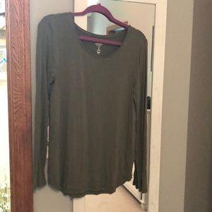 Gap luxe shirt
